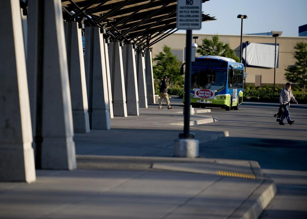 C-Tran is again asking voters to raise the local sales tax by 0.2 percentage points to pay for basic bus service.