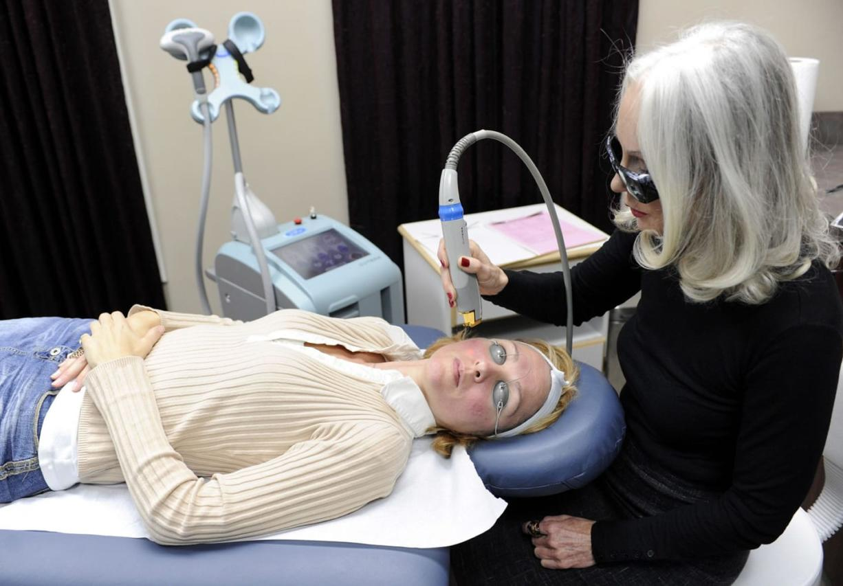 Clark County At Work Vancouver Laser Skin Care Clinic Columbian Com