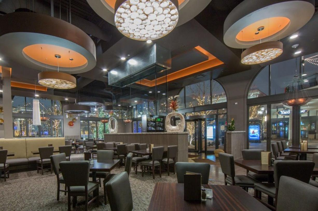 Twigs Bistro and Martini Bar, as seen in Meridian, Idaho, plans to open an 8,320-square-foot restaurant at downtown Vancouver's future waterfront development in 2017.