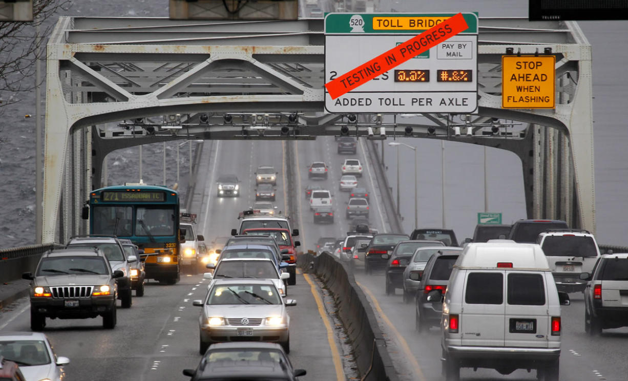 The Connecting Washington Task Force notes that the number of vehicle miles traveled each year in Washington is projected to reach 60 billion by 2020; annual freight volumes are expected to triple by 2035.