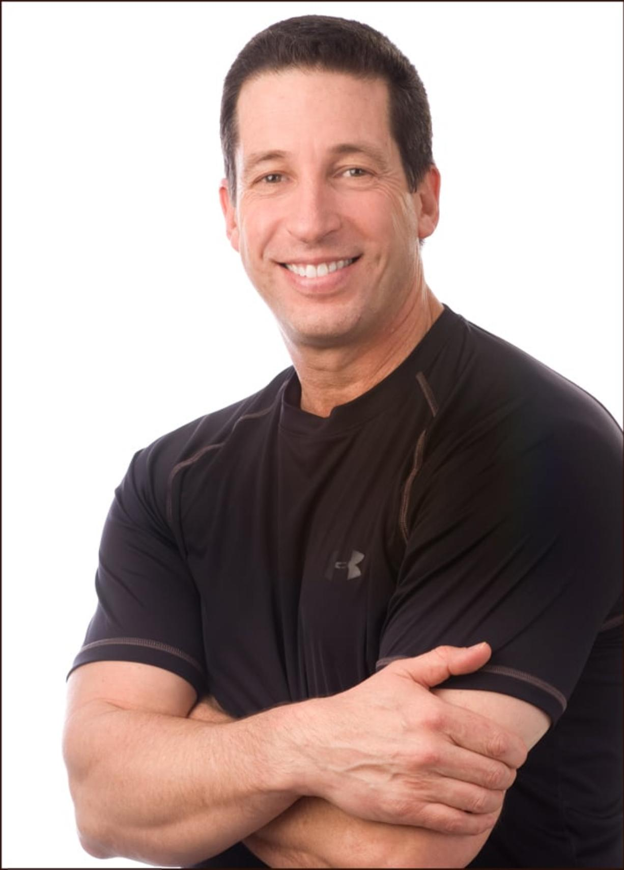 Bill Victor, Vancouver fitness consultant.
