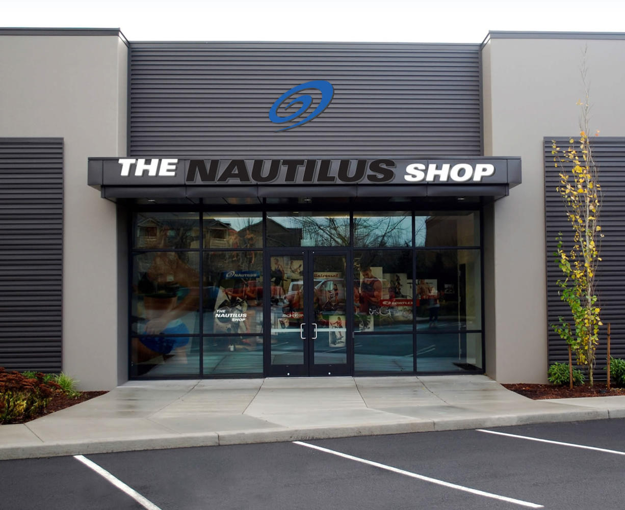 The Nautilus Shop, 17711 S.E. Sixth Ave., is across the street from the company's headquarters.