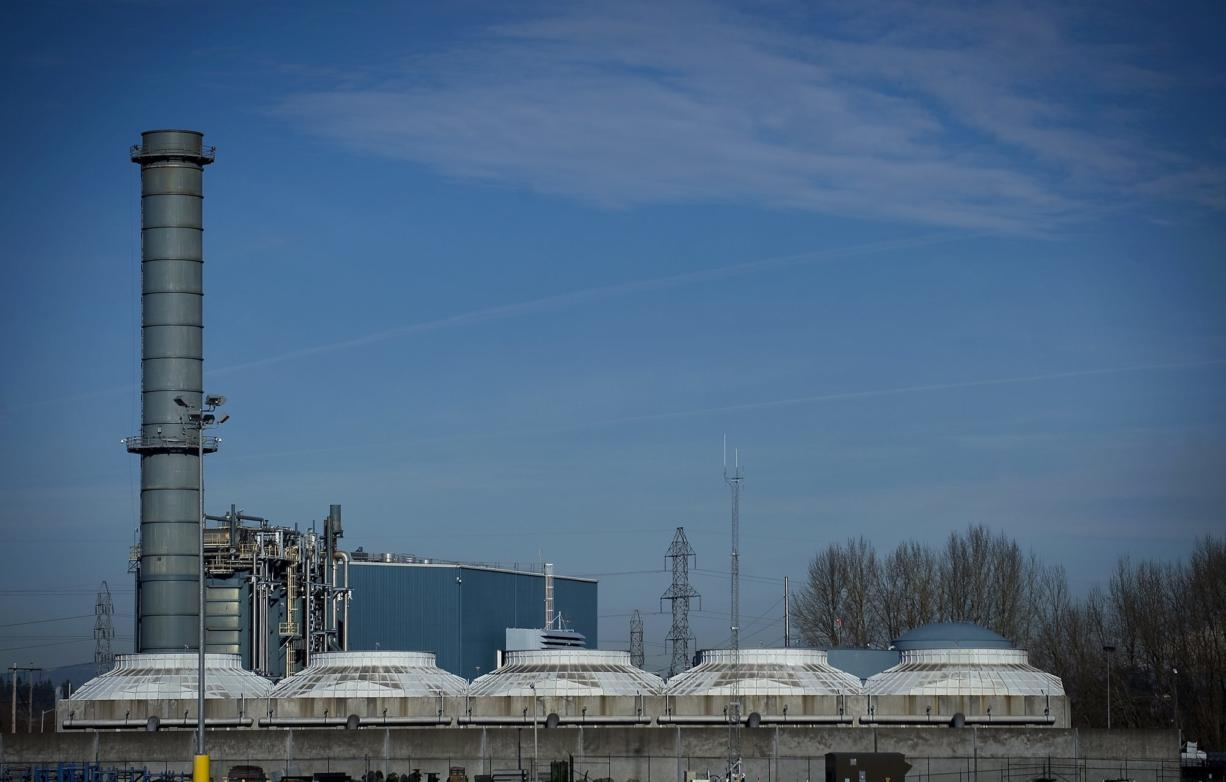 Clark Public Utilities' River Road gas-fired generating plant ranked No.