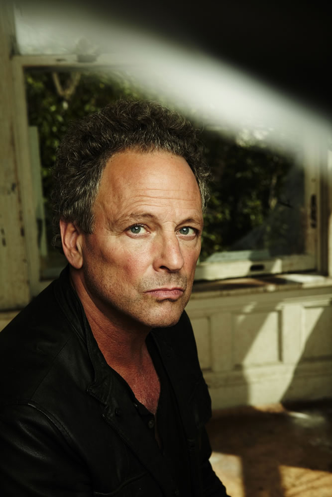 Lindsey Buckingham, guitarist for Fleetwood Mac, will perform on May 18 at the Aladdin Theater in Portland.