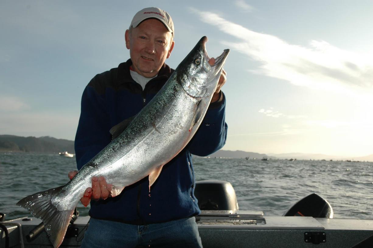 Help for Buoy 10 salmon anglers - Columbian com
