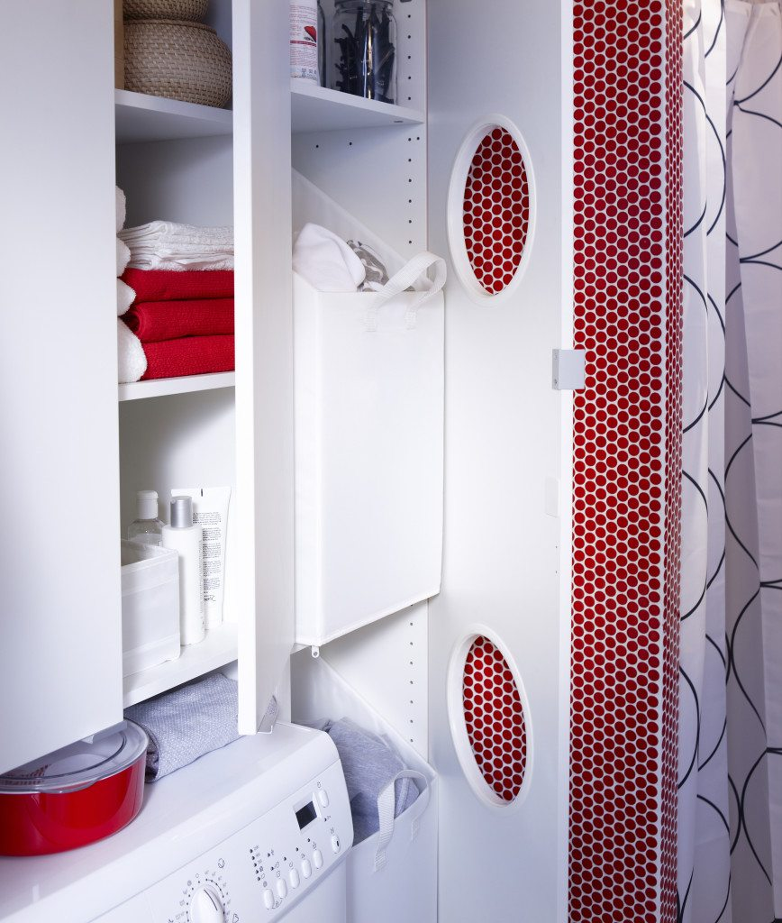 Dirty Kitchen Drawer: Hide Dirty Laundry In Style
