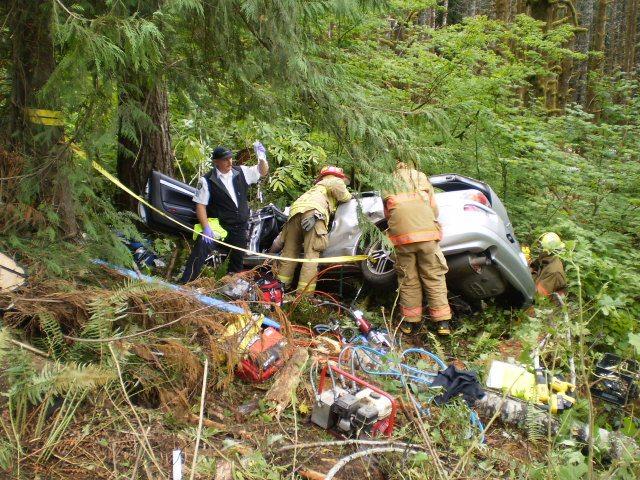 Vancouver teen injured in car wreck near Oregon Coast | The Columbian