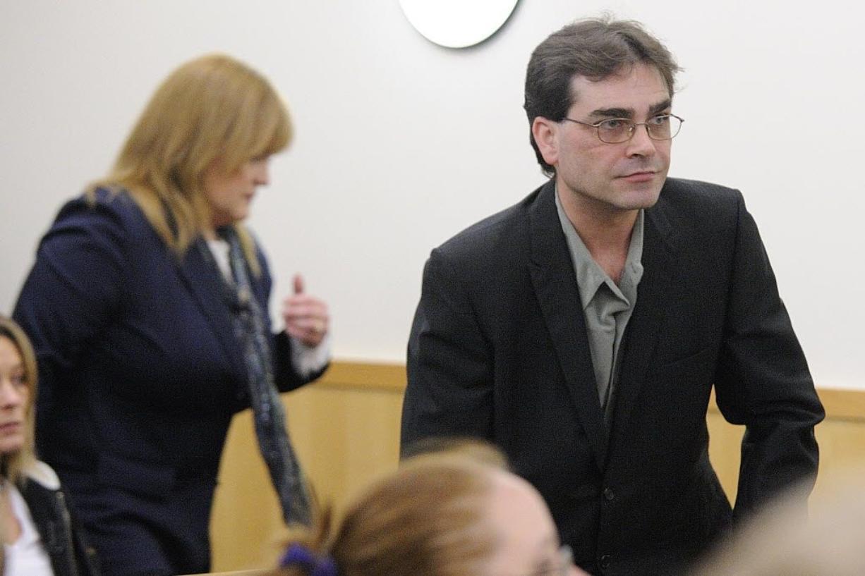 Sandra and Jeffrey Weller in court in October.