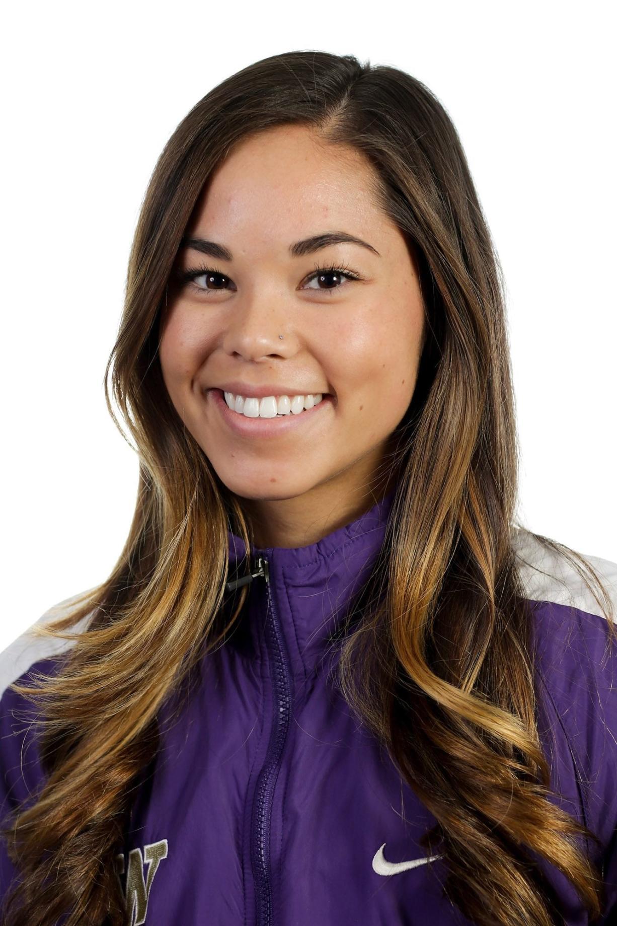 Kristina Owsinski, University of Washington track and field.
