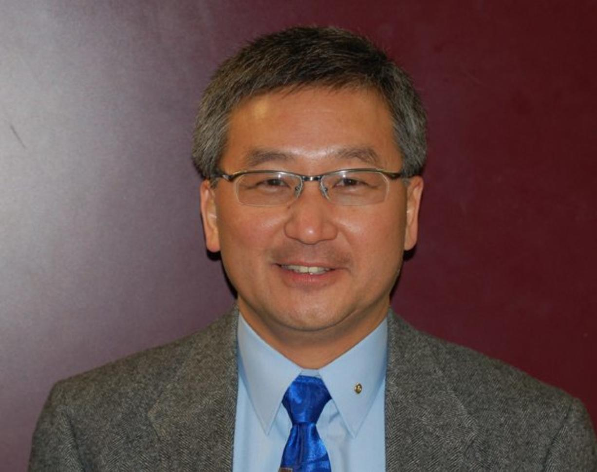 Sam Kim is running for the 17th Legislative District House seat being vacated by Rep. Lynda Wilson.
