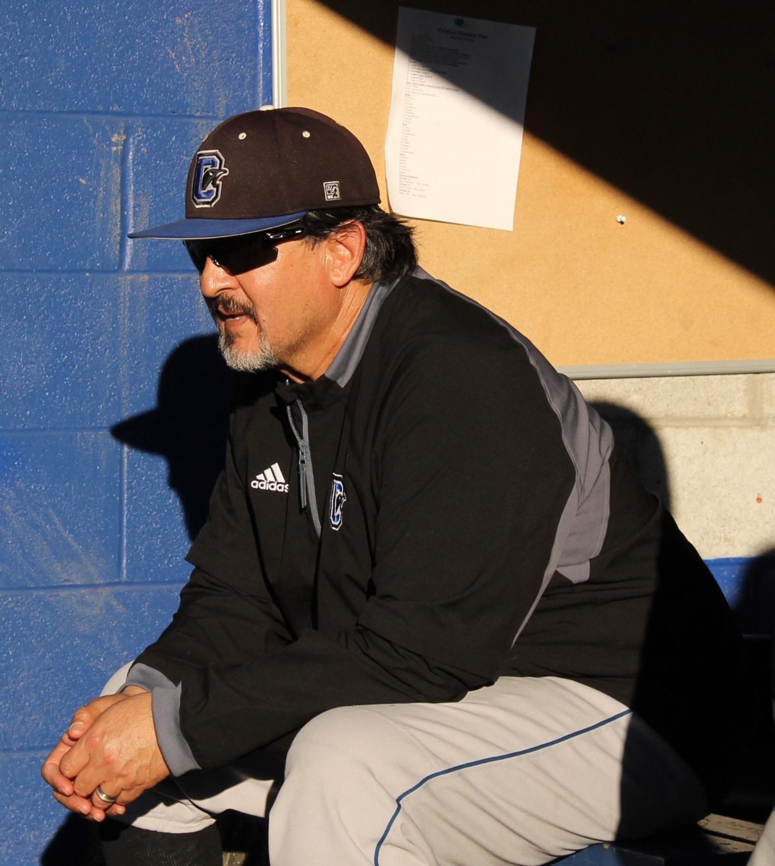 Mark Magdaleno, Clark College baseball coach