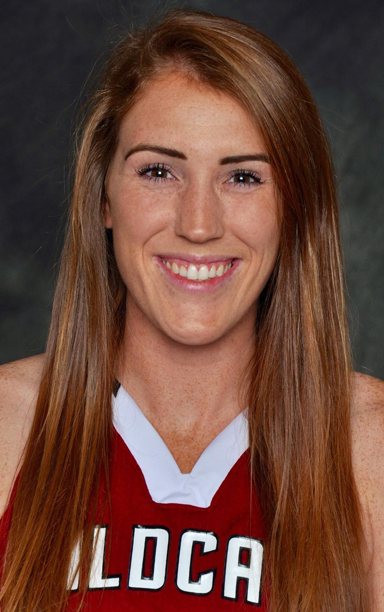 Brooke Bowen, Chico State University women's basketball.