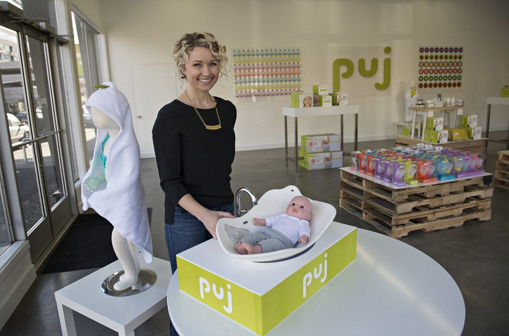 Puj opening doors of downtown shop | The Columbian