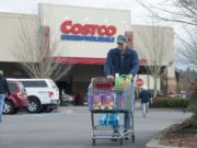 Costco at 6720 N.E. 84th St. is among the properties that could be annexed into Vancouver city limits if the city council decides to move forward with annexation plans that were shelved due to the Great Recession.