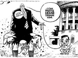 Editorial Cartoons, Jan. 31-Feb. 6
