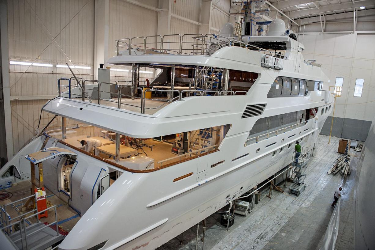 Christensen Shipyards owner's suit seeks $22M - Columbian com