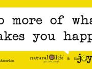 The Vancouver-based Joy Team plans to celebrate the International Day of Happiness, March 20, with a billboard campaign.