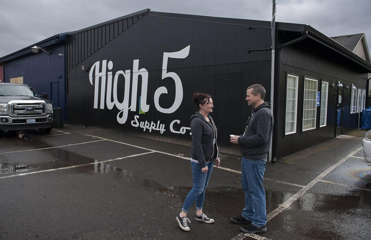 Vancouver's marijuana industry growing like a weed