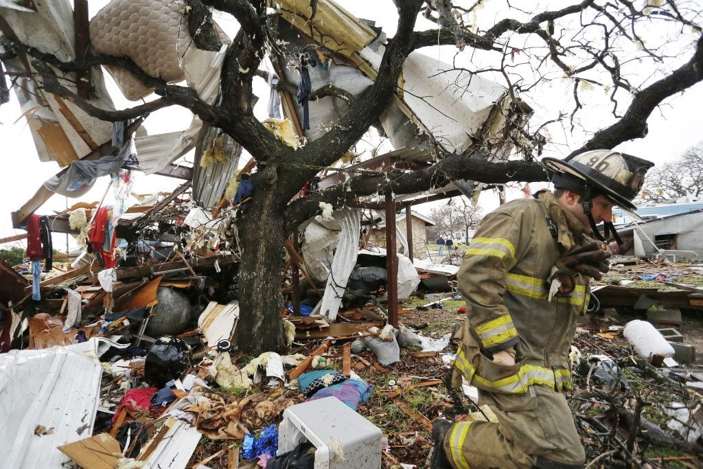 Floods, twisters strike southern Midwest | The Columbian