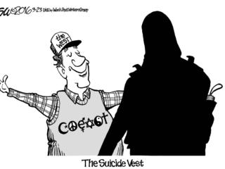 Editorial Cartoons, March 20-26