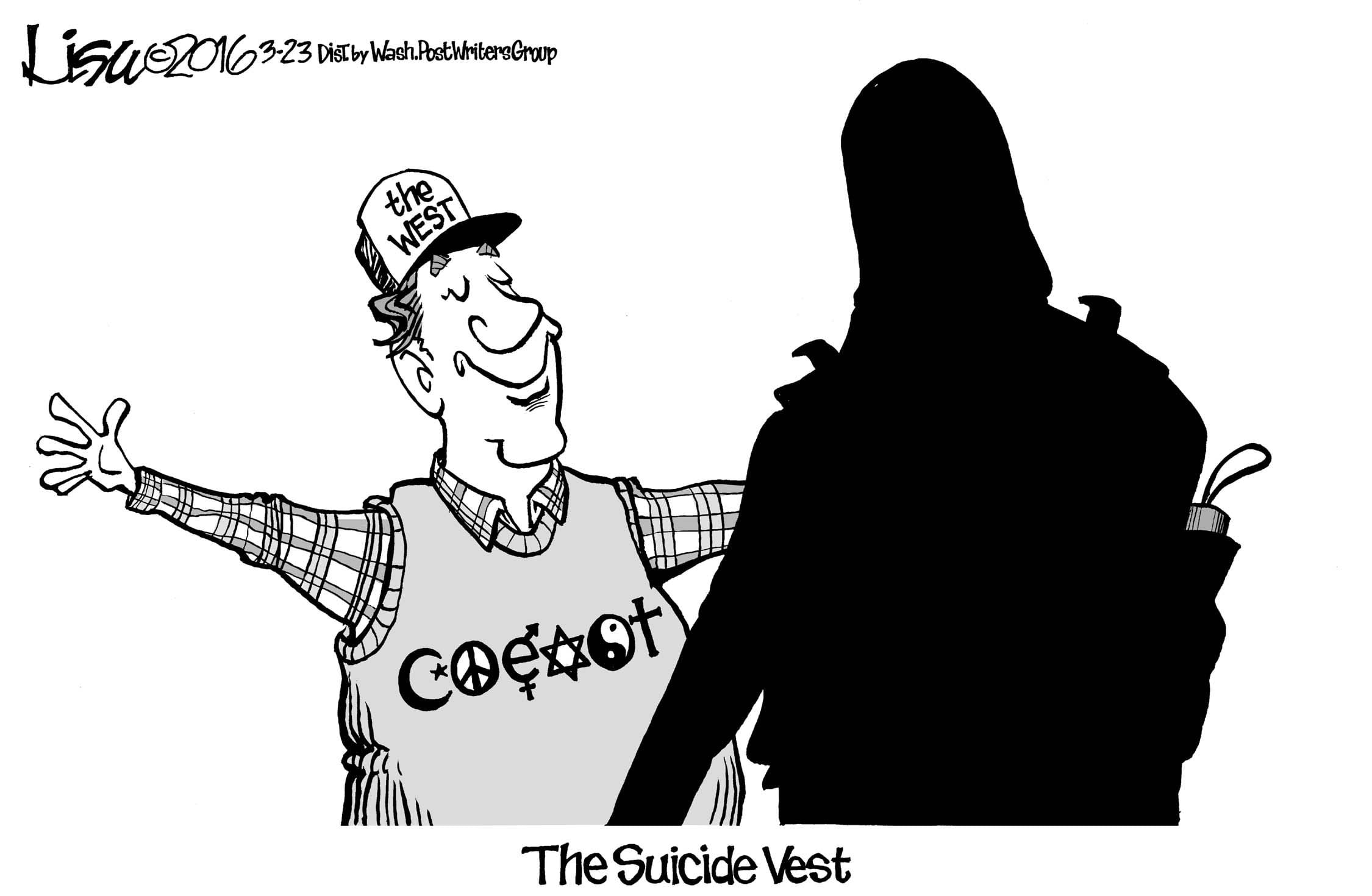 March 26: Coexist