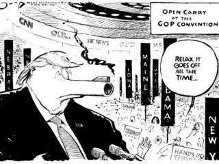 Editorial Cartoons, March 27-April 2