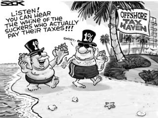 Editorial Cartoons, April 3-9