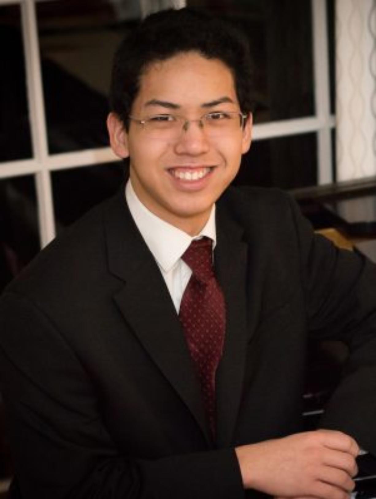 Anthony Zheng, pianist