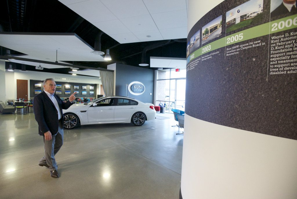Vancouver Based Kuni Auto Group Sold To N J Dealer The Columbian