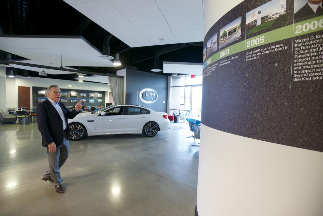 D And A Auto >> Vancouver Based Kuni Auto Group Sold To N J Dealer