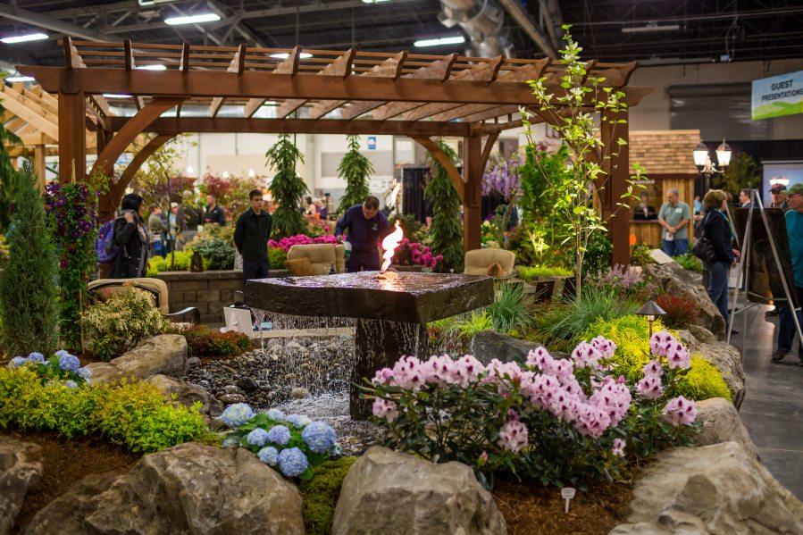 The Annual Clark Public Utilities Home U0026amp; Garden Idea Fair Always  Includes Some Amazing Desig