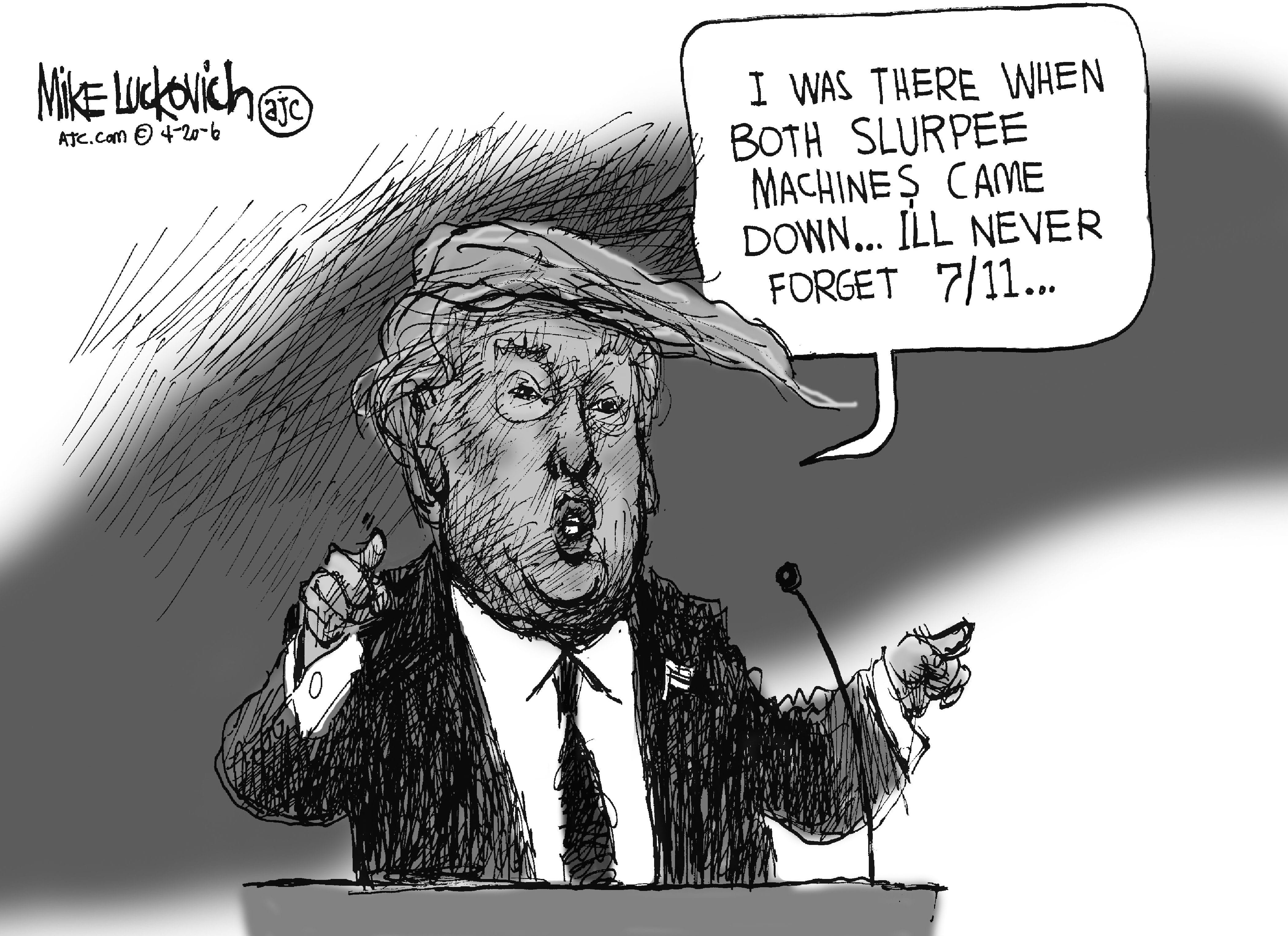 April 23: Trump And The Towers