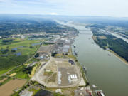The Port of Vancouver's 218-acre Terminal 5 was the proposed site for the nation's largest oil-by-rail terminal.