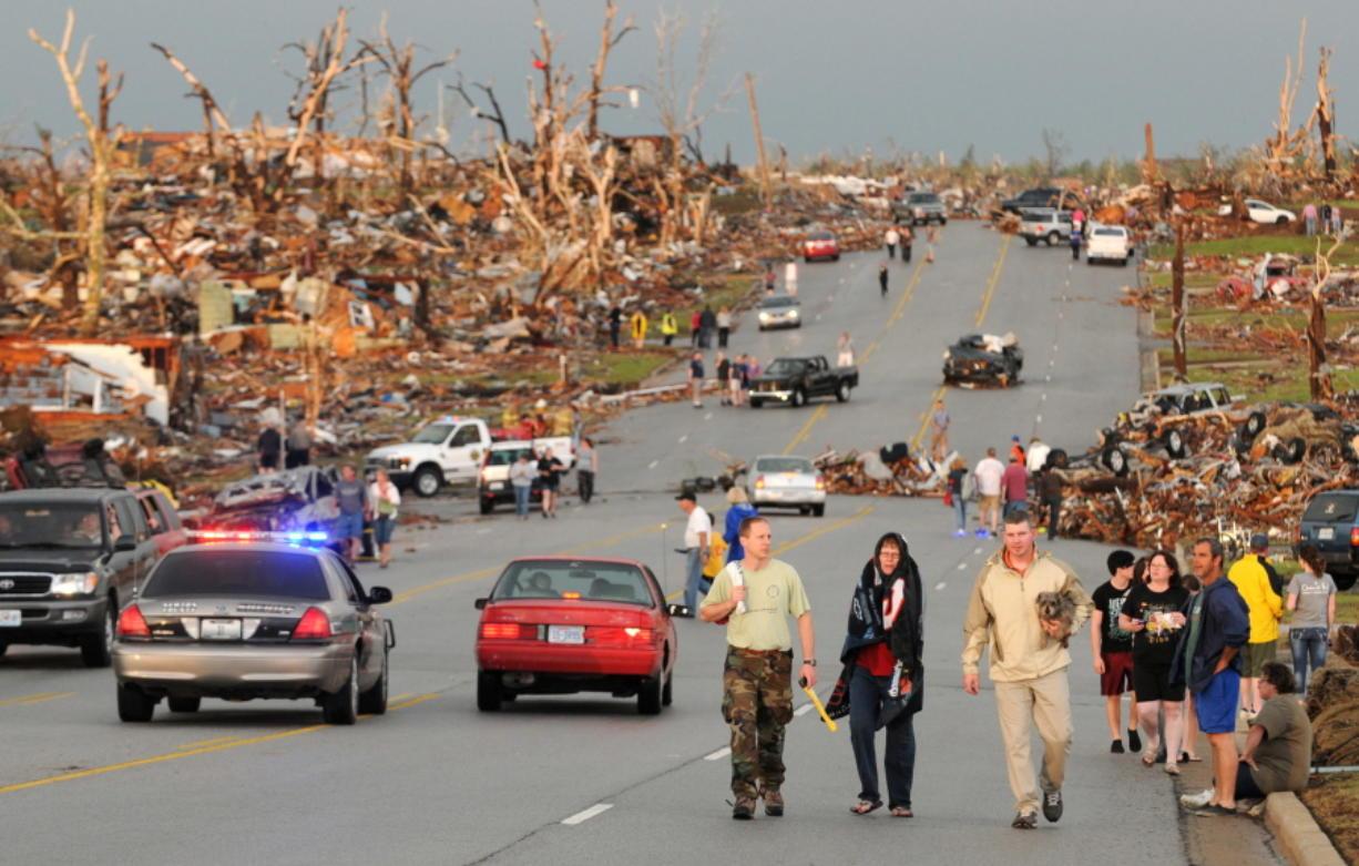 Scars remain 5 years after deadly tornado in Joplin