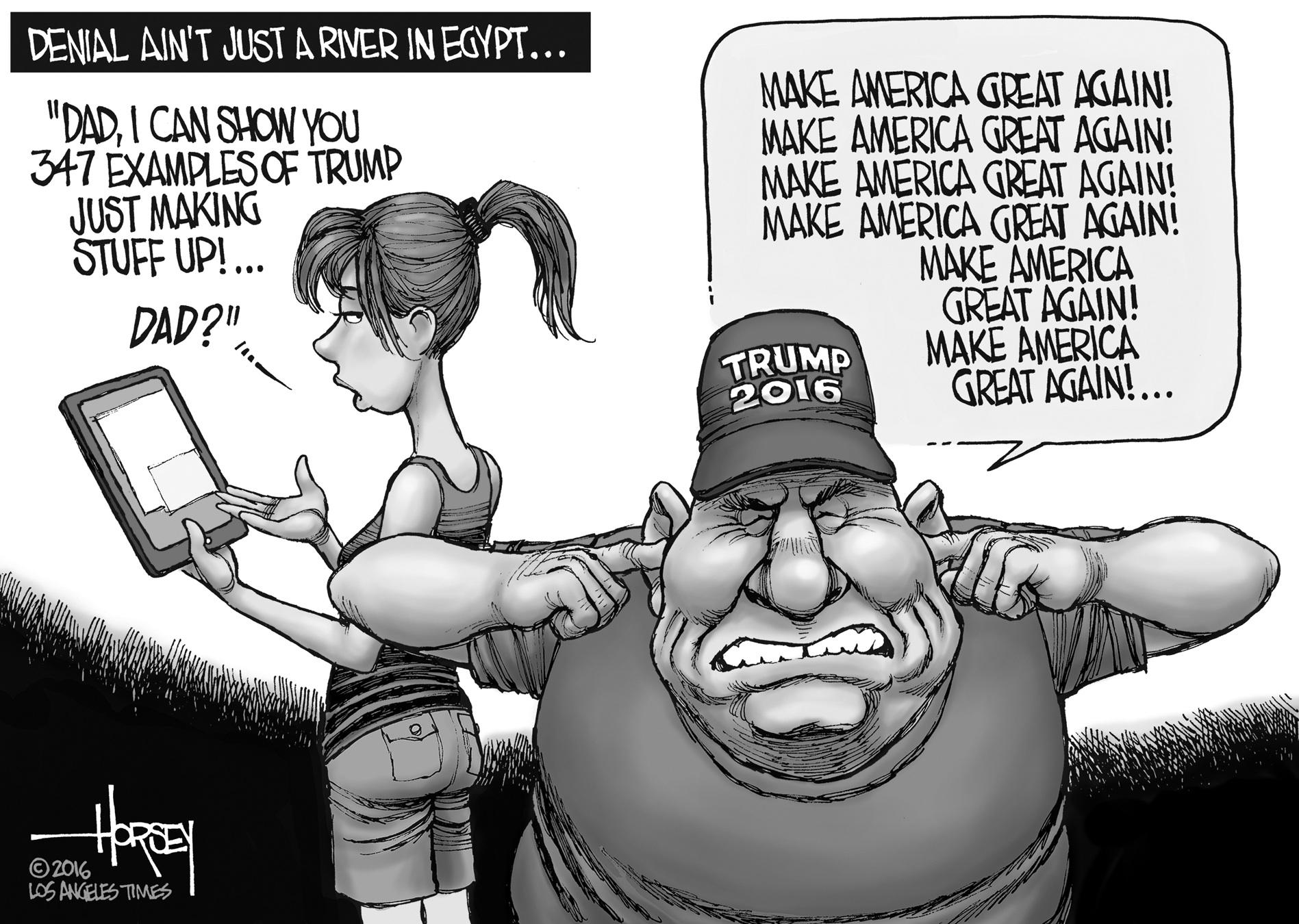 May 21: Trump Denial