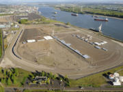 The Port of Vancouver's Terminal 5 (Columbian files)