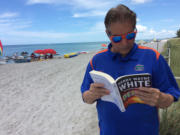 The art of great writing can transport you to places like beaches on Captiva Island.