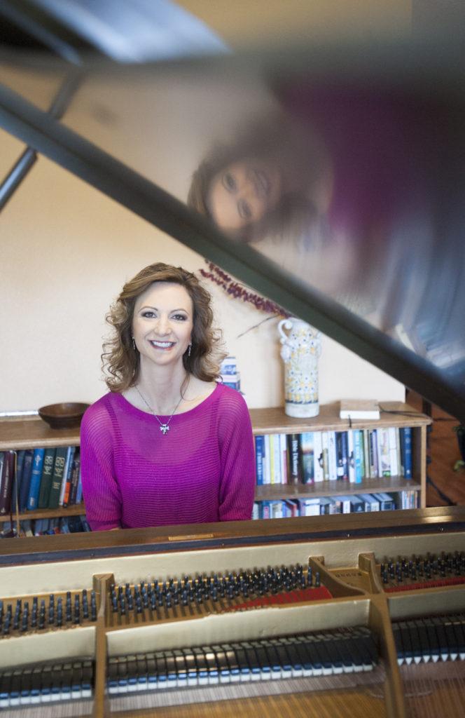 Amateur piano contest
