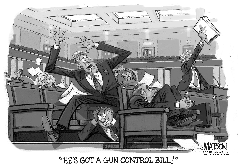 June 18: Panic In Congress