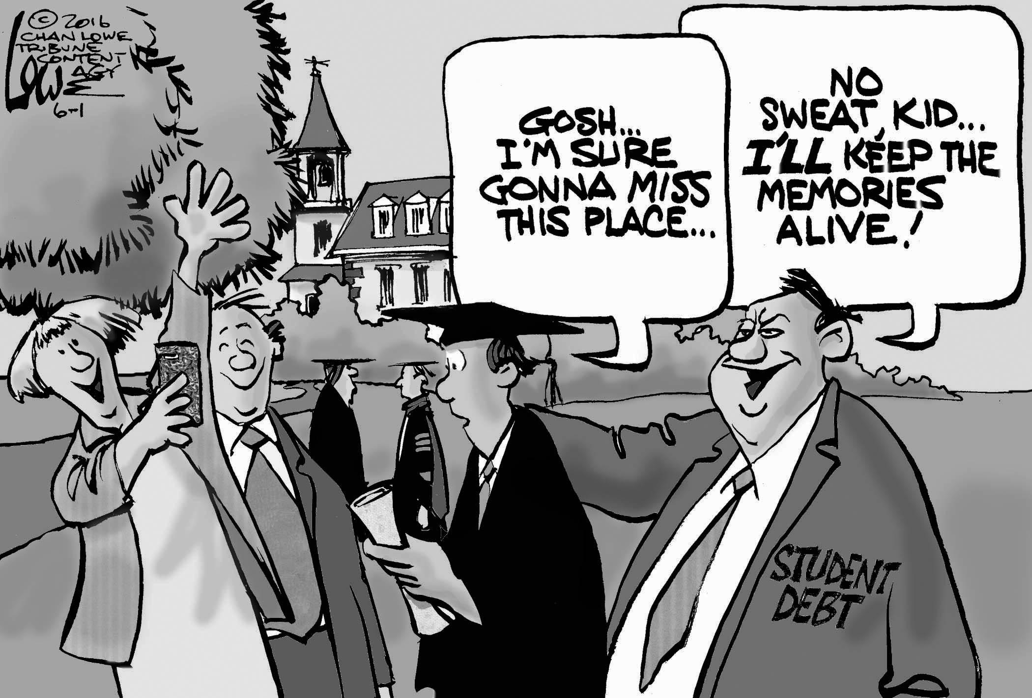 June 4: Student Debt