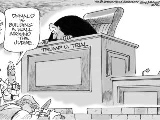 Editorial Cartoons, June 5-11