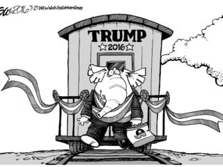 Editorial Cartoons, July 17-23