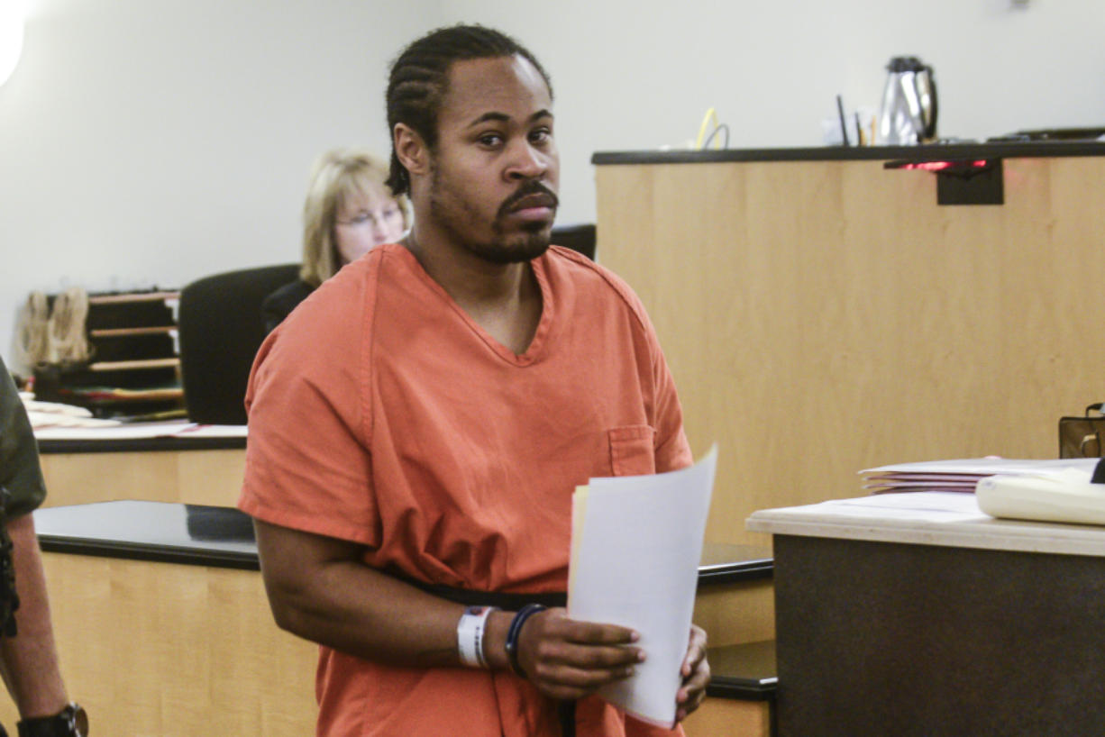 Man gets 5 years in Clark County Jail escape - Columbian com