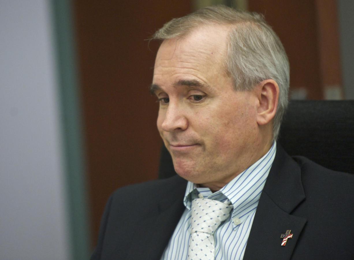 Clark County Councilor  David Madore