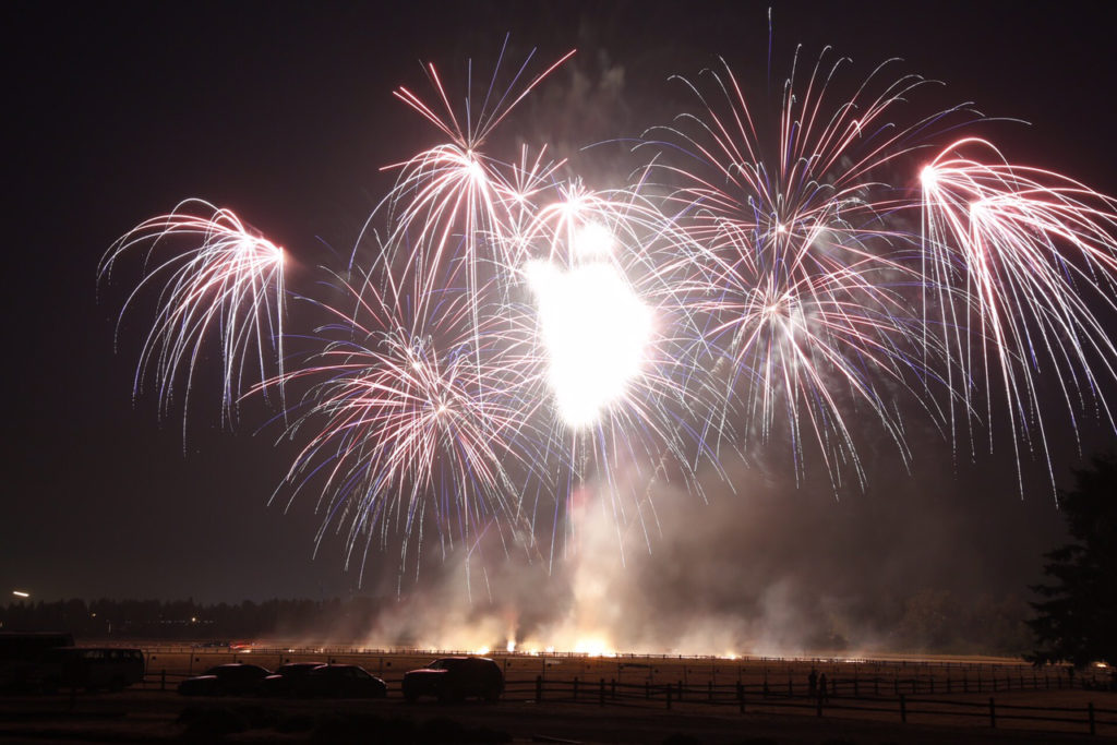 fort vancouver fireworks display to be free this year the columbian