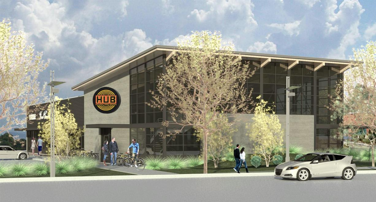 Portland-based Hopworks Urban Brewery is opening a location in at the Columbia Tech Center Vancouver.
