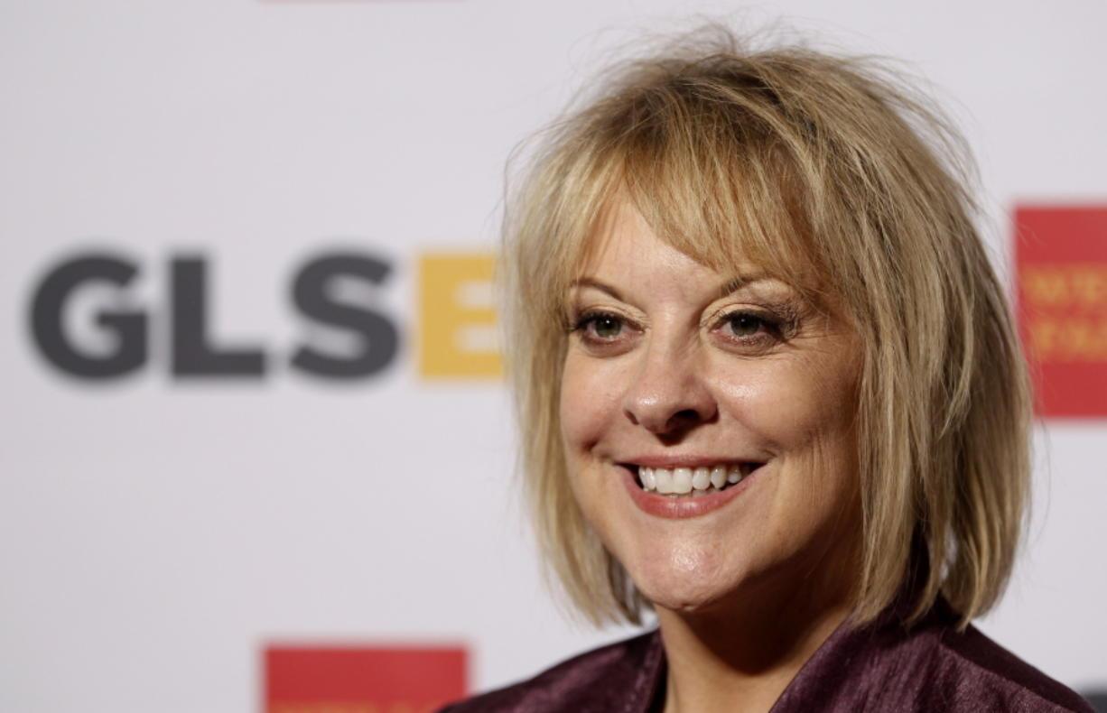 Nancy Grace, television host