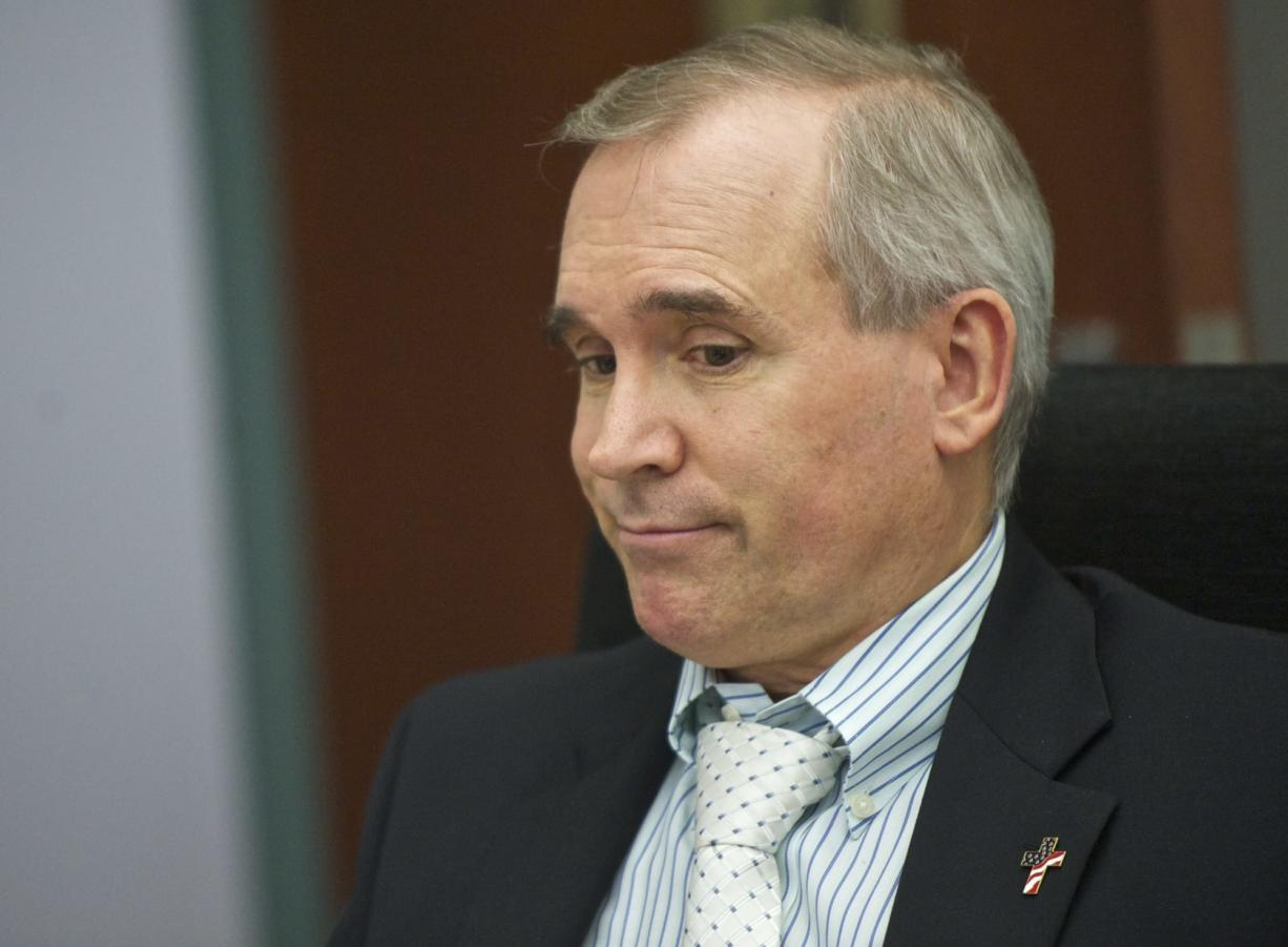 Clark County Councilor David Madore.