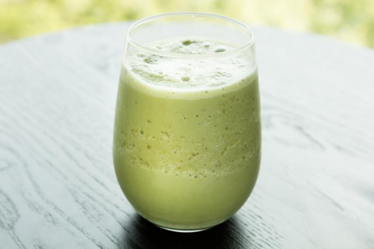 Matcha Yogurt Cooler (Dixie D.