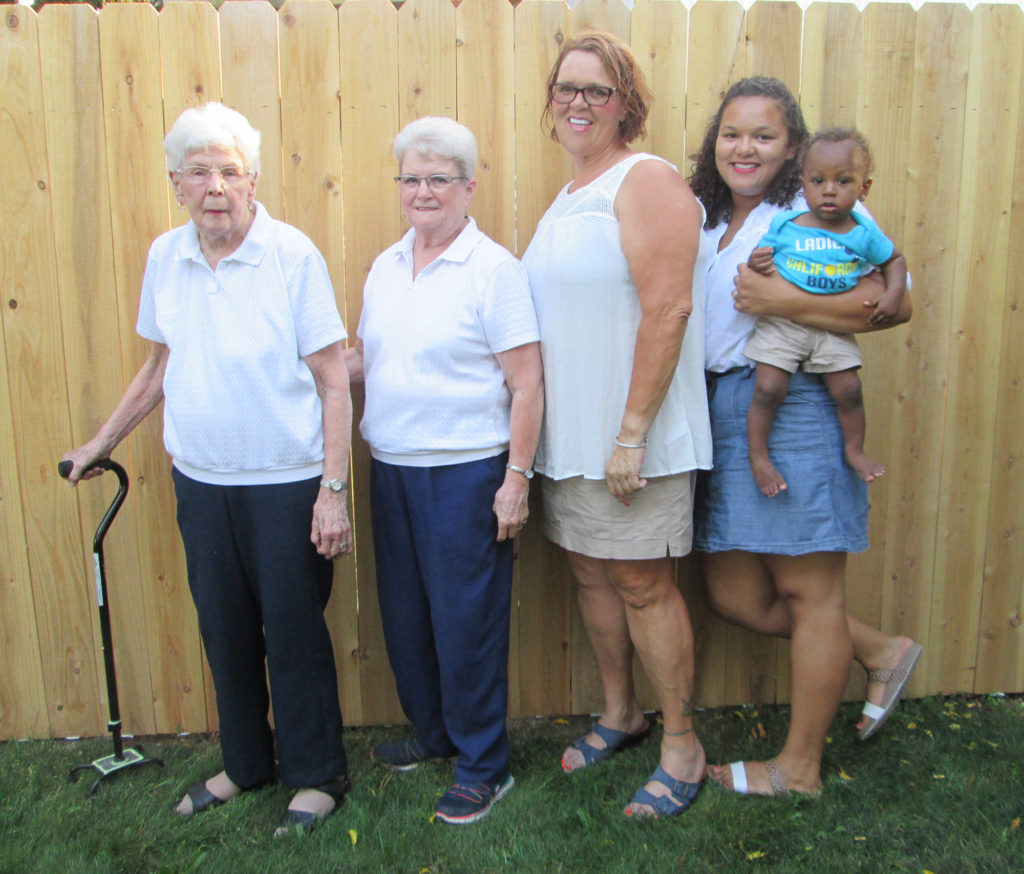 5 Generations The Columbian